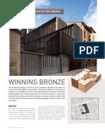 Winning Bronze Archeology Museum