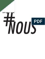 NOUS / N'A QU'1 OEIL