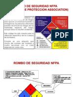 ROMBO SEGURIDAD NFPA