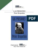 Prisiones, Las