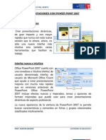 Presentaciones Con Power Point 2007