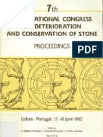 4 - De Witte + Bos 1992 Conservation of Ferruginous Sandstone Used in Northern Belgium