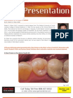 Restoration of a Class II Lesion