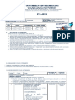Syllabus de Diseno de Sistemas Multimedia Les 2011