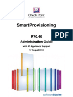 CP R70.40 Smart Provisioning Admin Guide