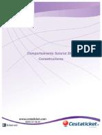 Comportamiento salarial 2011 - Conestructuras