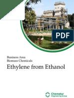 Ethylene From Ethanol