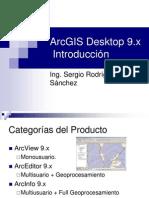 1.ArcGIS Introduccion a Arc Gis Desktop 9.x
