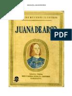 Juana de Arco Luys de Santa Marina
