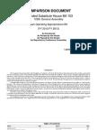 Ohio Budget Comparison Document