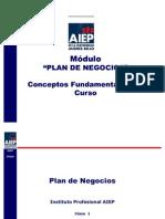 Clase 1 a 7 -Plan de Negocios