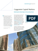 Capgemini Capital Markets