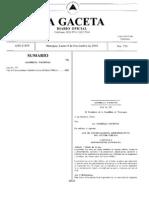 Ley 737 de Contrataciones Del Estado-nicaragua