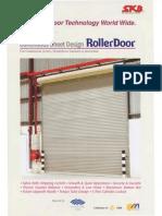 SKB Roller Door