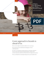 10 rules for branding in a Post Branded World