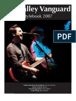 Vanguard Style Book