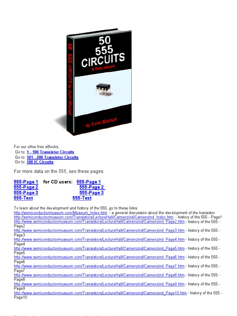 50 555circuits Electronic Circuits Oscillator Electronically Designed Dice Game Circuit By Lm555