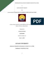 Project Report Sagar
