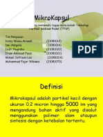 Mikro Kapsul