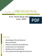 Mirianbs-03 Etica profesional