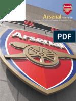 ArsenalFC Annual Report 07