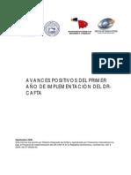 Aspectos Positivos DR-CAFTA 1er año