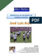 Microciclo fútbol 1ª división