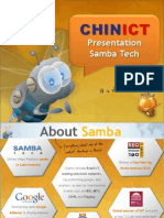 Samba Tech @ Chin ICT