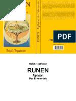 Tegtmeier Ralph - Runen-Alphabet Der Erkenntnis