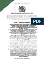 Draft UKAFA2011