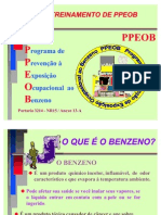 Treinamento de PPEOB
