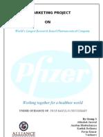 Pfizer Marketing