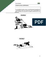 Rugby - Lei 15 Tacle-Portador Da Bola Derrubada