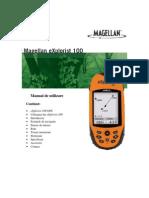 Magellan eXplorist 100 Ro
