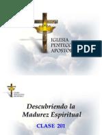 CLASE 201 IGLESIA PENTECOSTAL