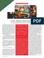 Las Cartas Organicas (Carlos Guzmán)