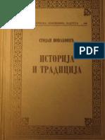Stojan Novakovic Istorija i tradicija