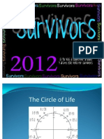 Survivors Math 2012