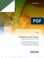 Nearshore Brochure - English