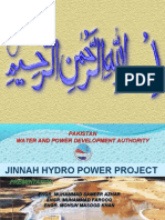 Jinnah Barrage Presentation