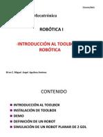 Toolbox Robotica