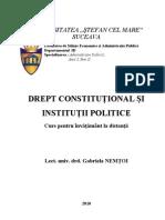 PDF Drept Constitutional