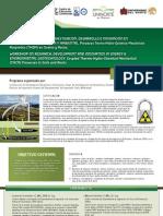 SEMINARIO-TALLER SOBRE INVESTIGACIÓN, DESARROLLO E INNOVACIÓN EN GEOTECNOLOGÍA ENERGÉTICA Y AMBIENTAL