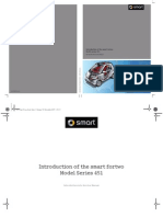 2008 Smart Fortwo Tech Manual