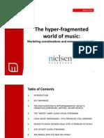 The Hyper-Fragmented World of Music