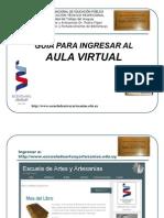 Guía Aula Virtual - Estudiante
