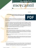 Articulo Ley Prevencion 2 2010 JAGarrigues
