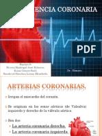 Insuficiencia coronaria completa
