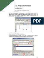 2 - Formule i funkcije