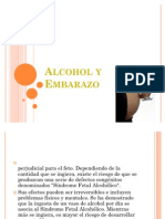 Alcohol y Embarazo